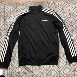 Zip up adidas jacket